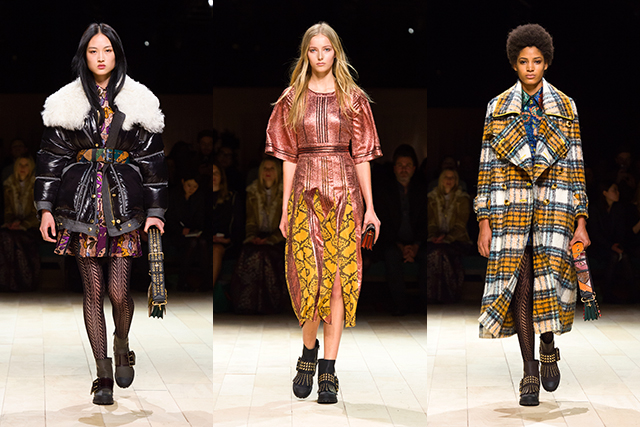 A/W '16 recap: futuristic folk is trending at LFW