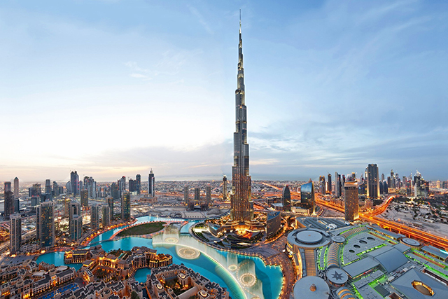 Forget eveything you thought you knew about Dubai