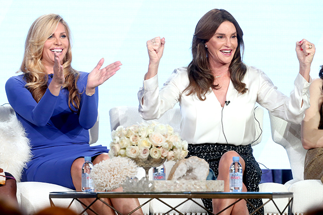 "Caitlyn Jenner exclusive: ""I don't miss Bruce at all"" (фото 1)"