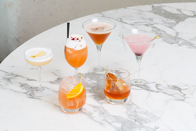 Catalina autumn cocktails
