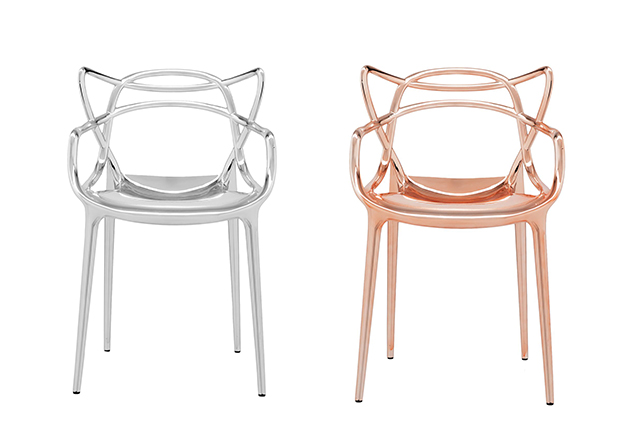 Gold stars: the designer chair just got a dazzling update (фото 1)