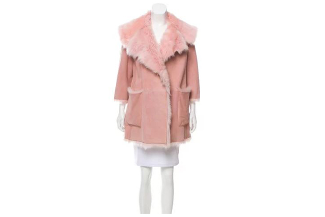 Jenna Lyons Miu Miu jacket on The RealReal