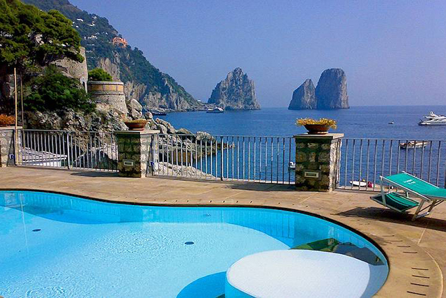 The Italian job: Irena Musilova's secret Capri (фото 2)