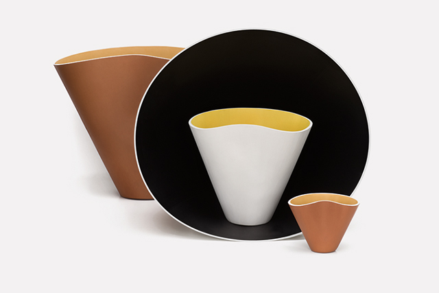 Bowled over: Loewe's luxe leather vessels are a must for design lovers (фото 1)