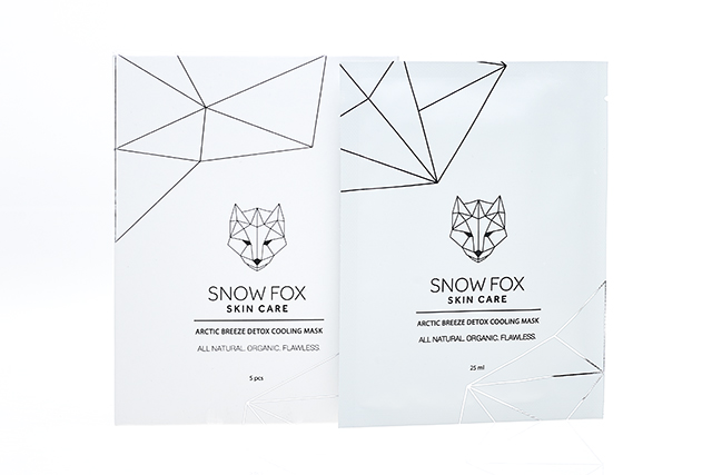 Snow Fox Skincare Arctic Detox Mask