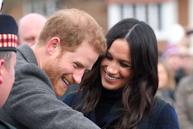 Prince Harry and Meghan Markle. Image: Karwai Tang/WireImage