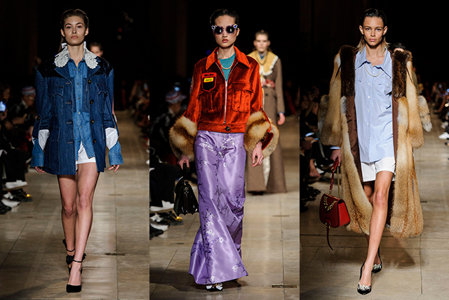 A/W '16 recap: Louis Vuitton and Miu Miu say au revoir