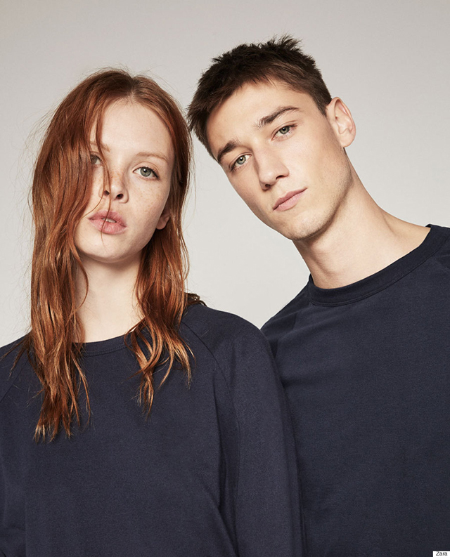 Which cult-fave fashion brand is going 'ungendered'?