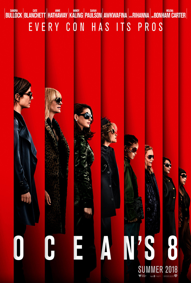 Your first official look at the all-female 'Ocean's 8' (фото 1)