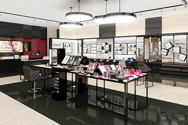 Chanel Opens Their First Fragrance And Beauty Boutique In