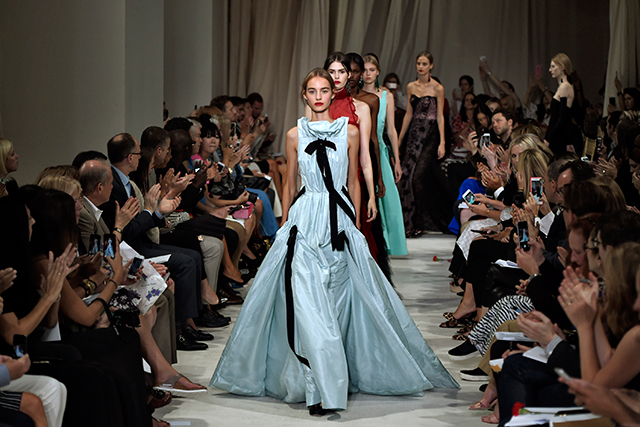 Oscar de la Renta is set to close Australian Fashion Week