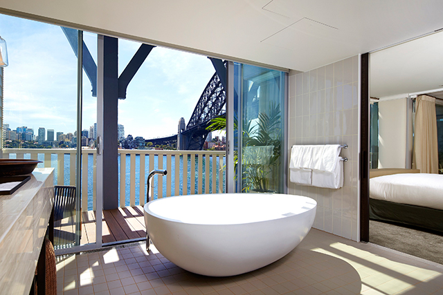 Admiral Suite (Image: Pier One Sydney)