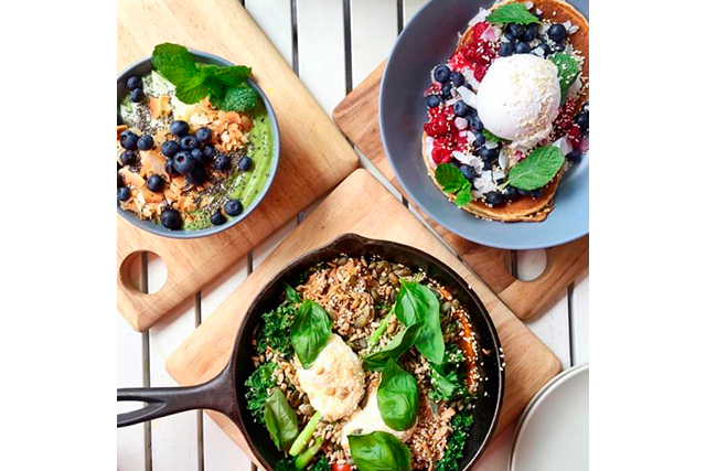 Feb Fast! The 5 cleanest places to eat out in Sydney