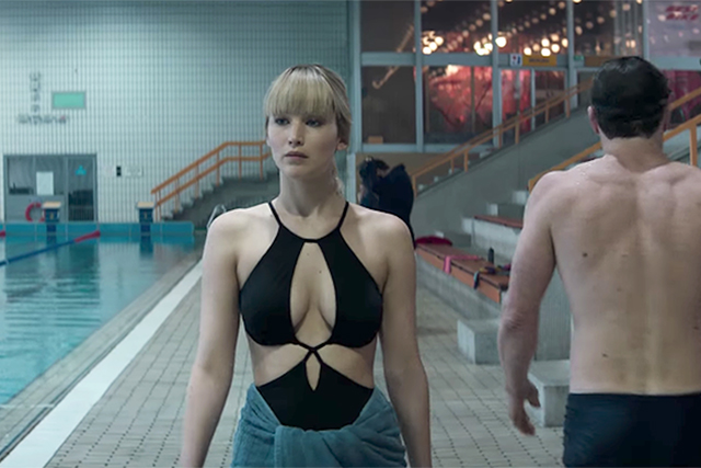 Red Sparrow (image: 20th Century Fox)