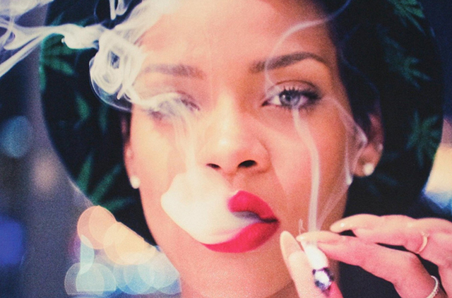 RiRi is launching her own brand of cannabis called MaRihanna (фото 1)