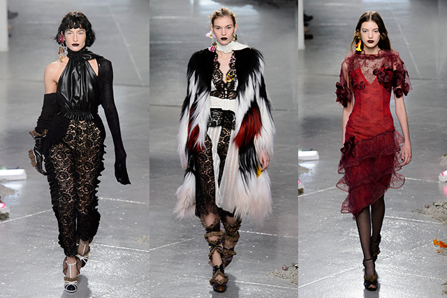 A/W '16 recap: the NYFW runway goes Revenant