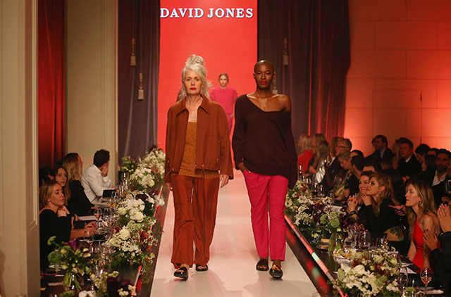 The top 5 moments from David Jones S/S'17 show (фото 5)