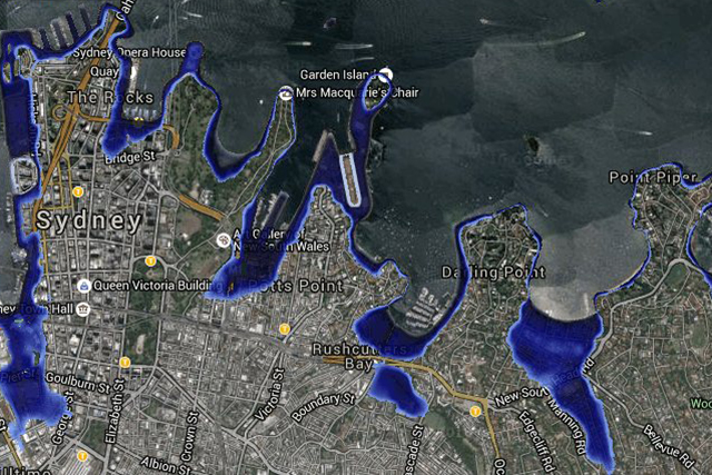 Sea level rise: how to tell if your house will be washed away