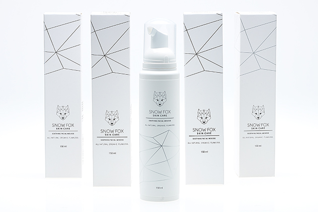 Snow Fox Skincare Cleansing Mousse