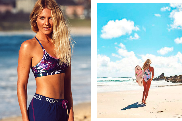 "Steph Gilmore on fitness: ""Everyone needs a bit of discipline"" (фото 1)"