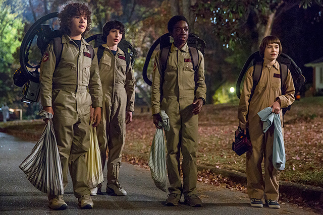 The Duffer brothers are spilling secrets on 'Stranger Things 3' (фото 3)