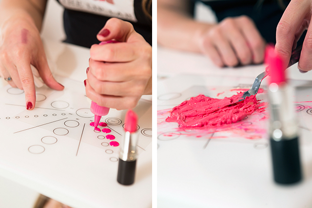 Now you can custom order your perfect shade of lipstick