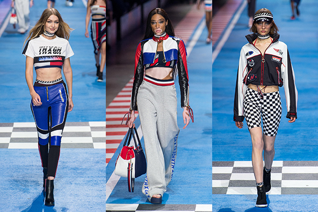 Tommy Hilfiger S/S '18