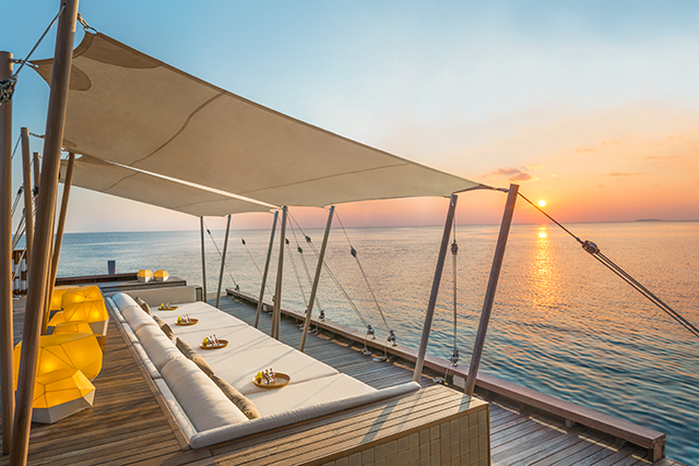 Escape to paradise: the glorious world of the Maldives
