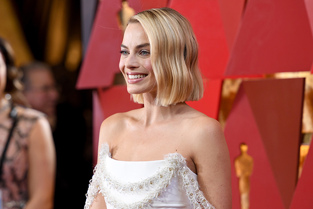 Why effortless hair was the biggest beauty trend on the Oscars red carpet