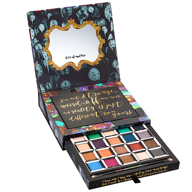 Use me: Alice Through the Looking Glass x Urban Decay