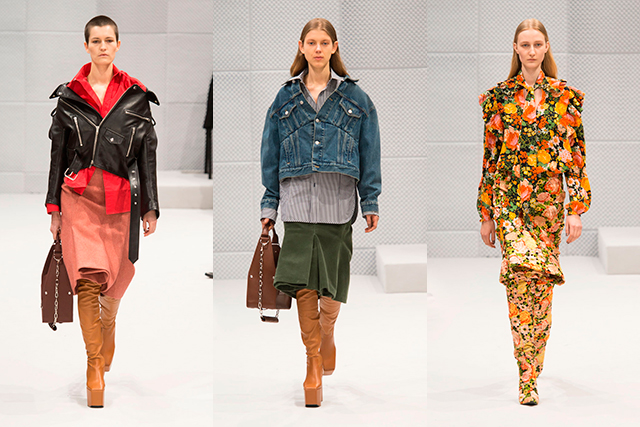 Balenciaga is back! A rebellious take on refinement (фото 2)