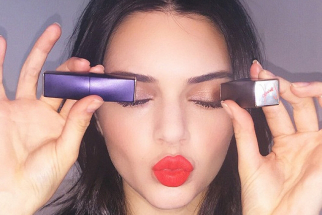 14 secrets from Kendall Jenner's make-up artist (фото 5)