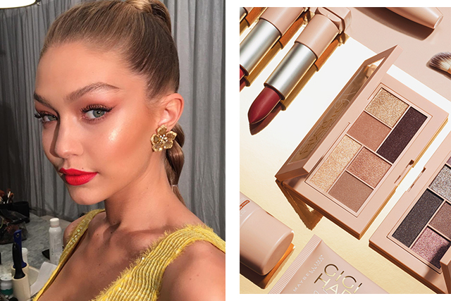 Gigi Hadid x Maybelline West Coast Glow