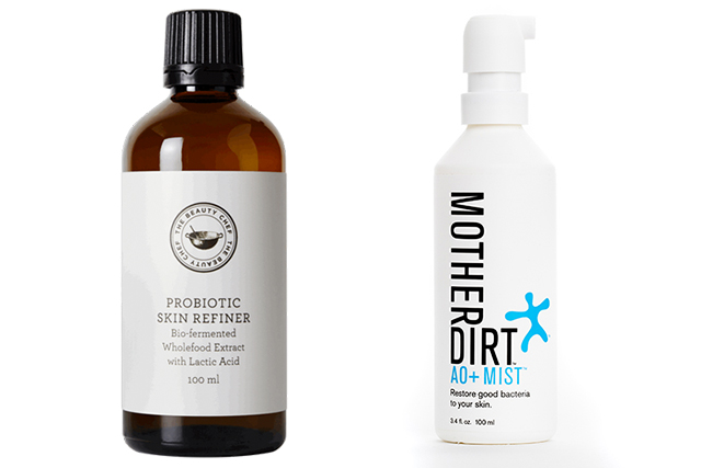 Probiotic skincare: The Beauty Chef and Mother Dirt