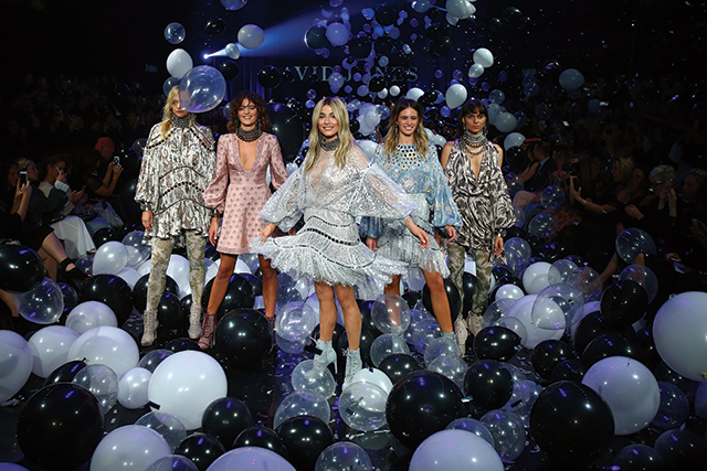 5 things you missed at David Jones S/S '16 show