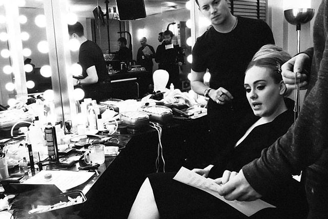 Adele's make-up artist reveals how to create her eyeliner