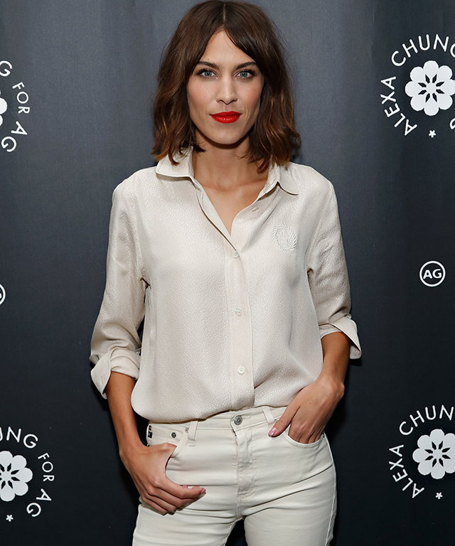 Alexa Chung is set to launch her own fashion label (фото 1)