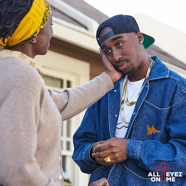The Tupac movie trailer: did they get it right?