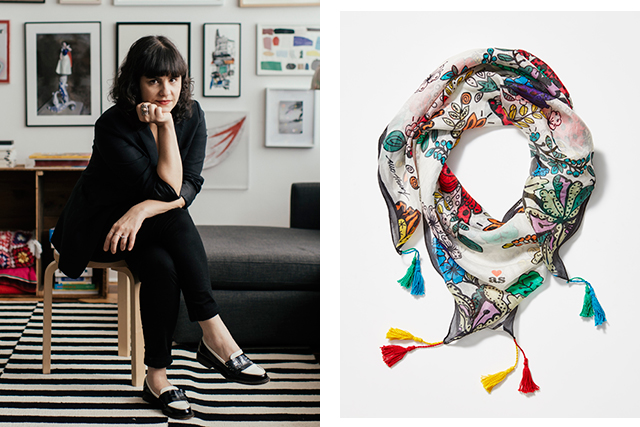 Rio fever: meet Brazilian artist and Sportscraft collaborator Ana Strumpf