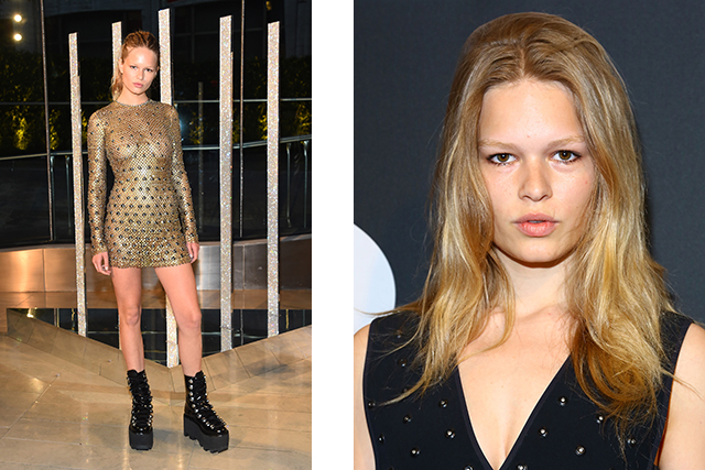 Supermodel Anna Ewers on fitness, fashion and wearing perfume naked