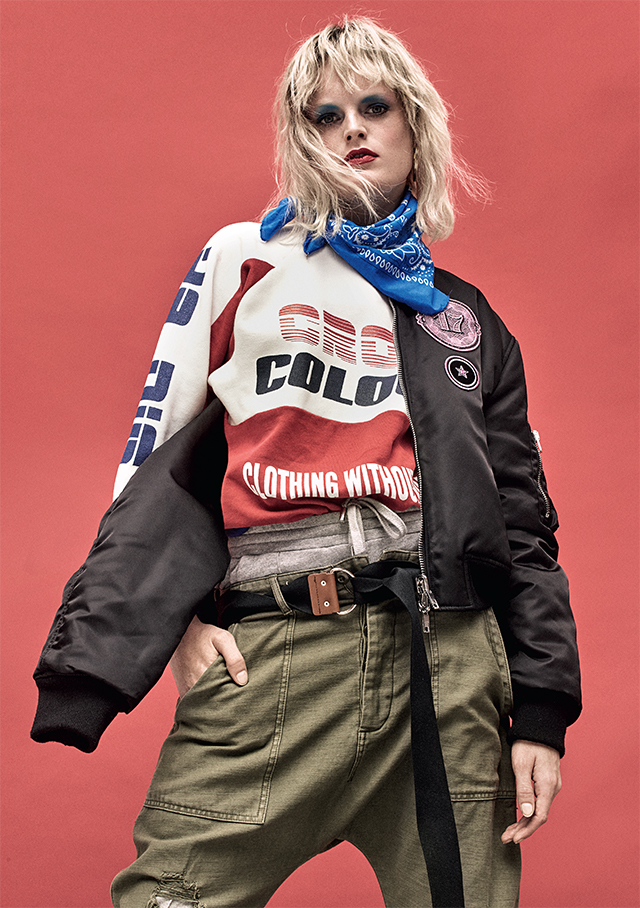 Model citizen: Hanne Gaby Odiele on being an intersex advocate (фото 1)