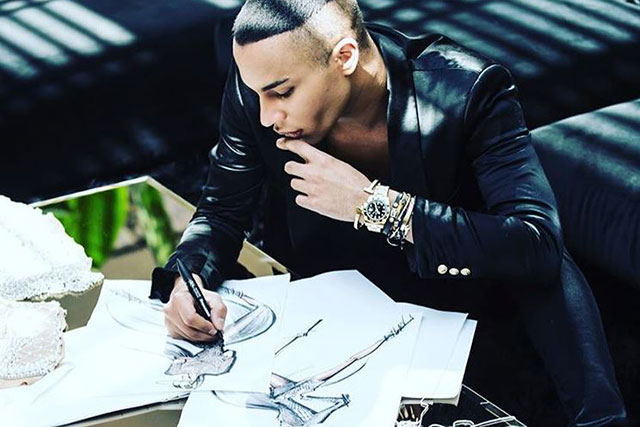 Balmain's Olivier Rousteing is about to take over Paris Opera (фото 2)