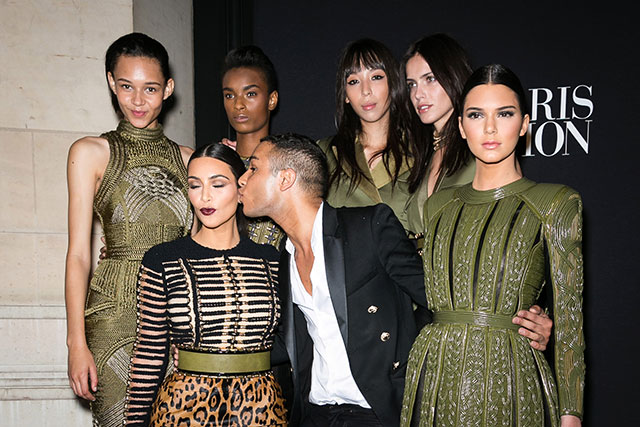 Balmain's Olivier Rousteing is about to take over Paris Opera (фото 1)