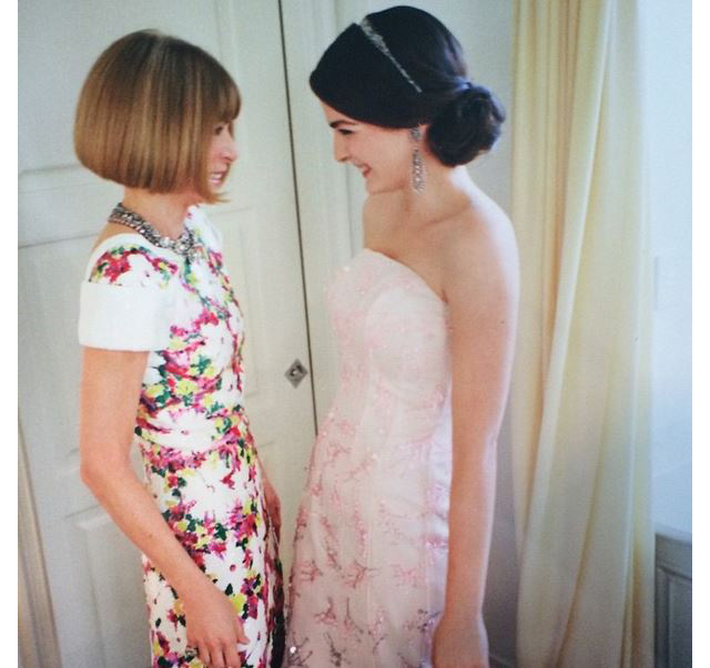 Anna Wintour on her fave Vogue cover, cult TV shows and being a fashion icon (фото 2)