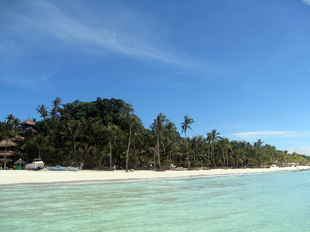 Hot spot: The Philippines' Boracay is the ideal tropical getaway (фото 3)