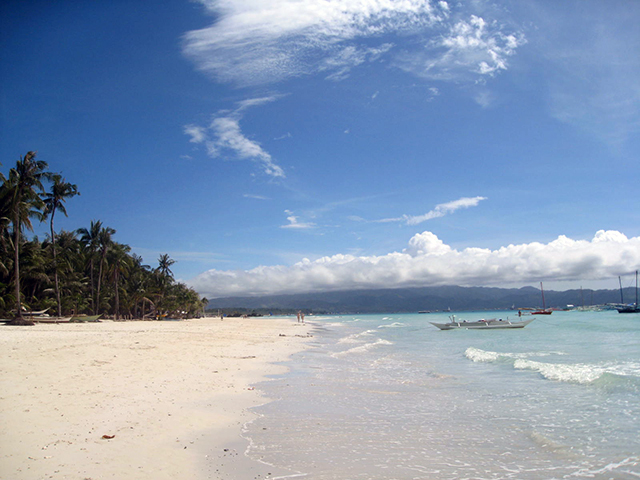 Hot spot: The Philippines' Boracay is the ideal tropical getaway (фото 1)