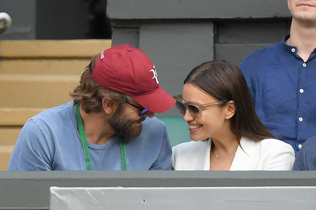 Bradley Cooper and Irina Shayk welcome their first child (фото 1)