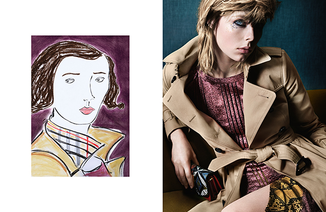 Meet the 26-year-old British artist collaborating with Burberry (фото 4)