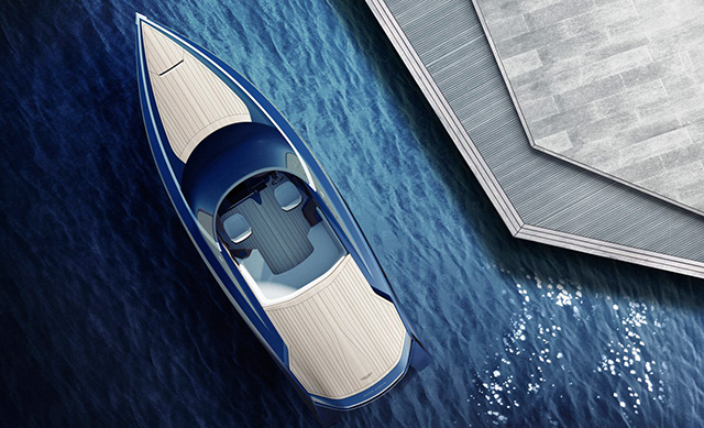 Look out, 007: Aston Martin sets sail with the launch of luxury yachts