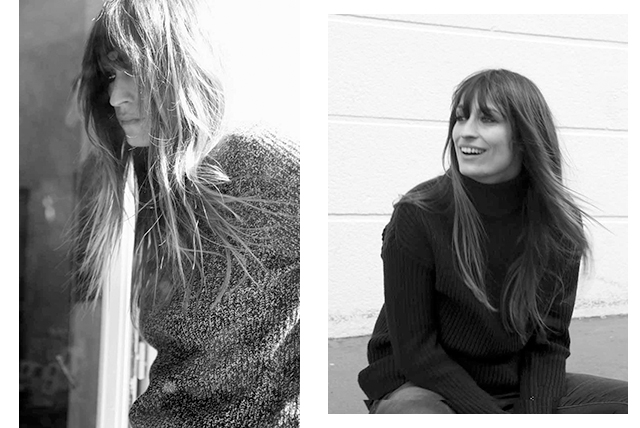 Watch and learn: Caroline de Maigret is is the ultimate French cool girl in Equipment